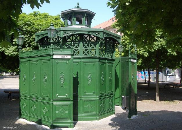 Wall City Toiletten Berlin und Umgebung