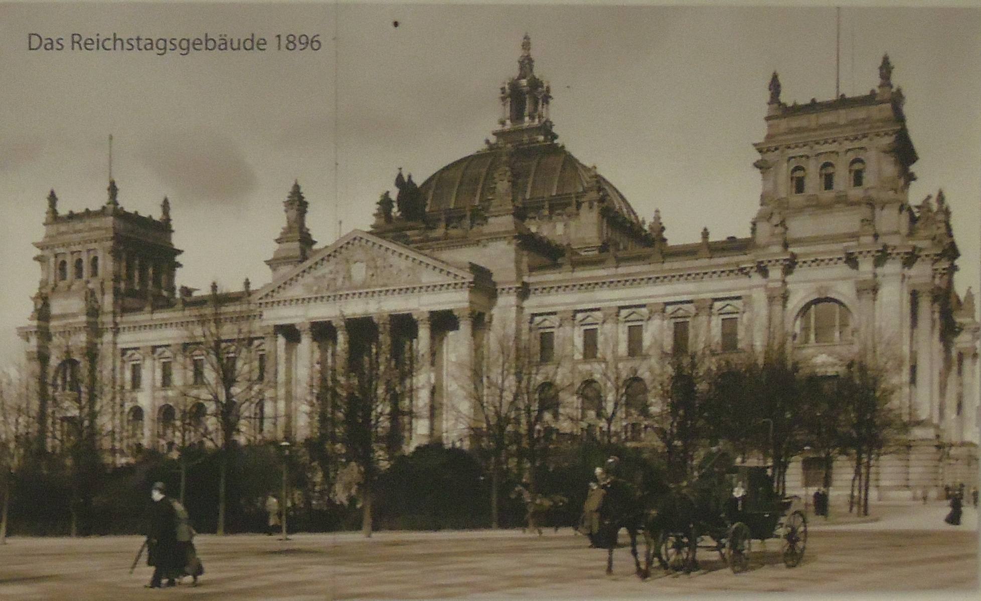 Reichstagsgebäude   SPREE-ATHEN  Reichstagsgebä...